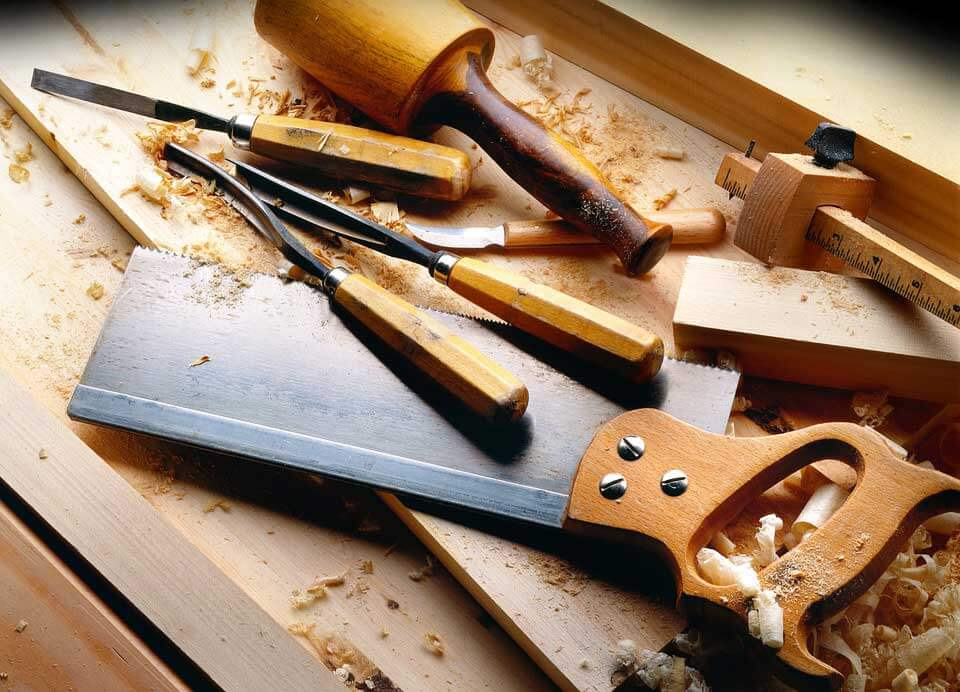 Furniture Restoration toolkit